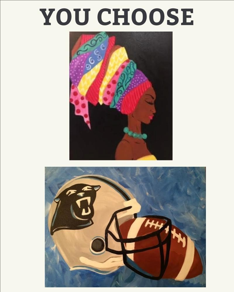 You Choose Cassandra or Panthers Football
