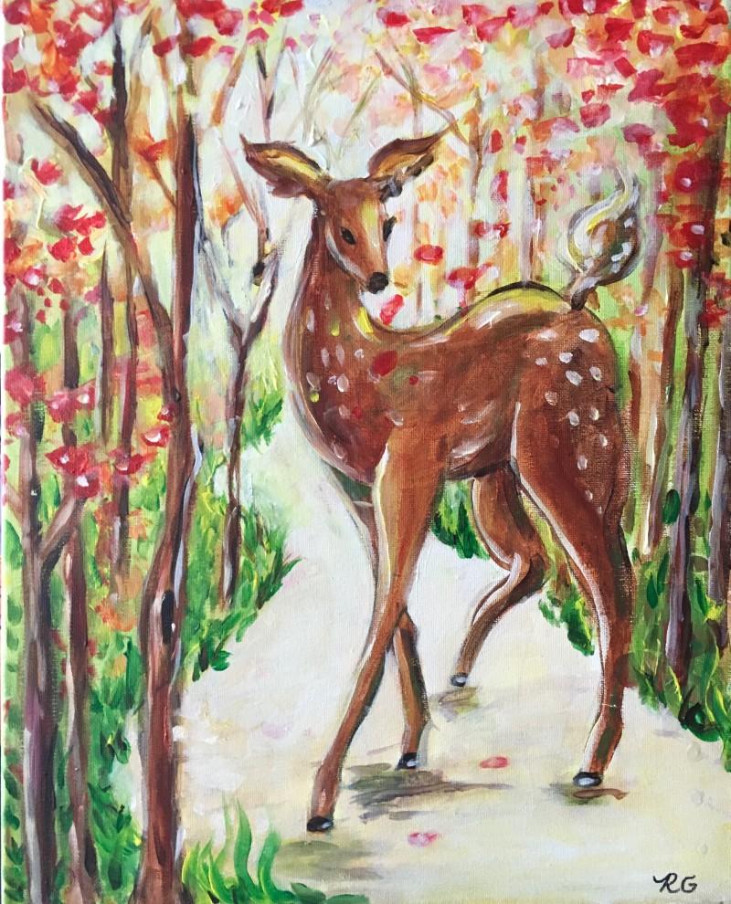 Pretty Deer   6:30-8:30pm