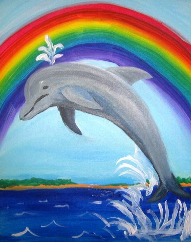 ABK Rainbow Dolphin