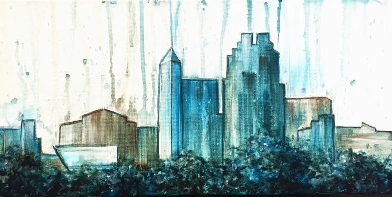 Watercolor Greenville