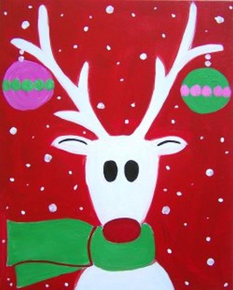 $25 Kids Reindeer! 11am-12:30pm