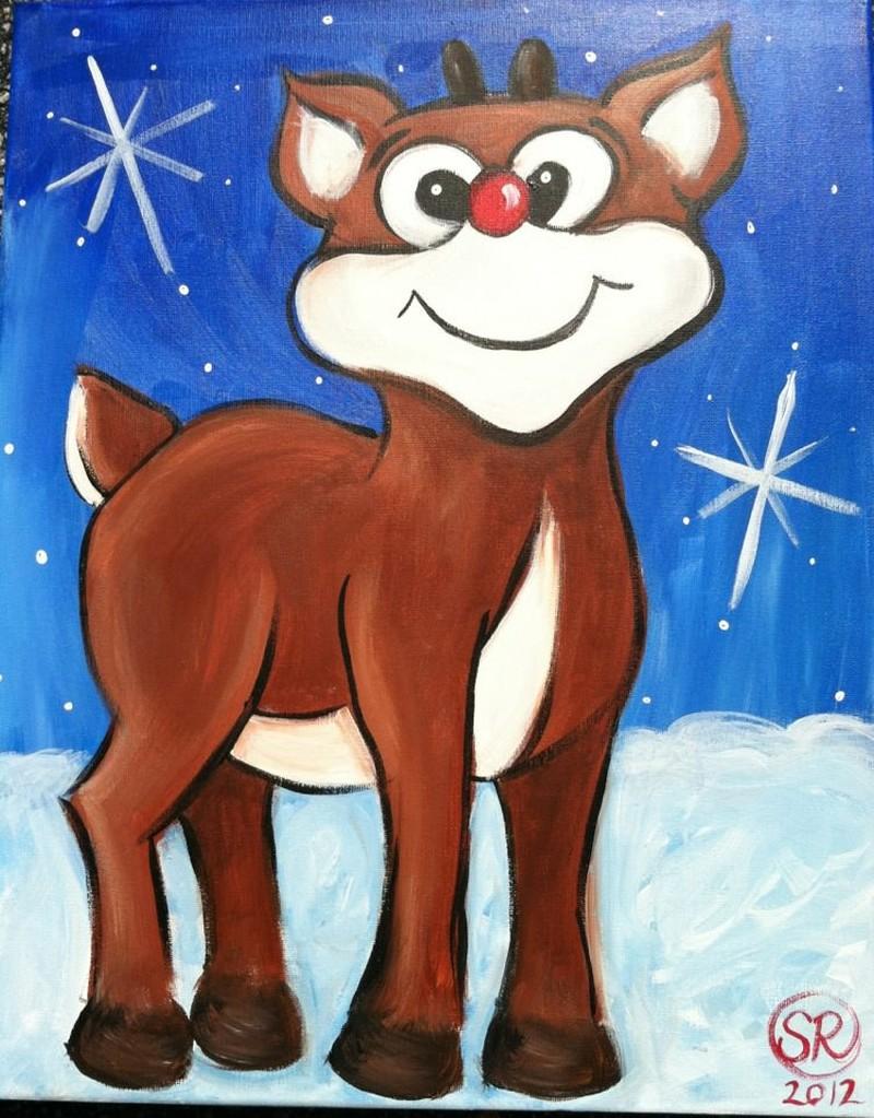 $25 Kids Rudolph | 11:00am-12:30pm *10-Person Limit