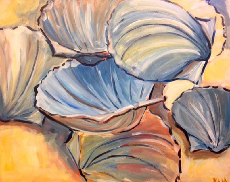 Shells by the Seashore