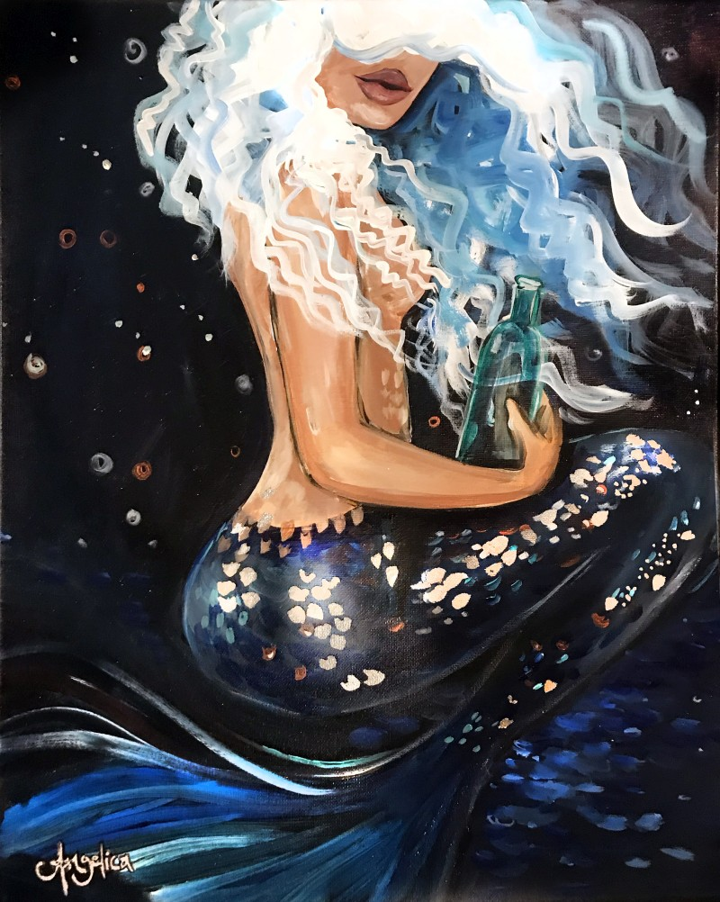 Silverleaf  Mermaid