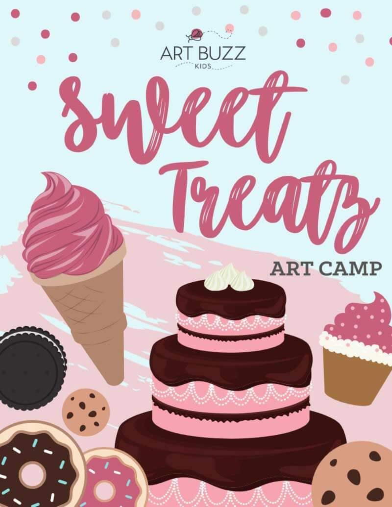 Sweet Treats Art Camp