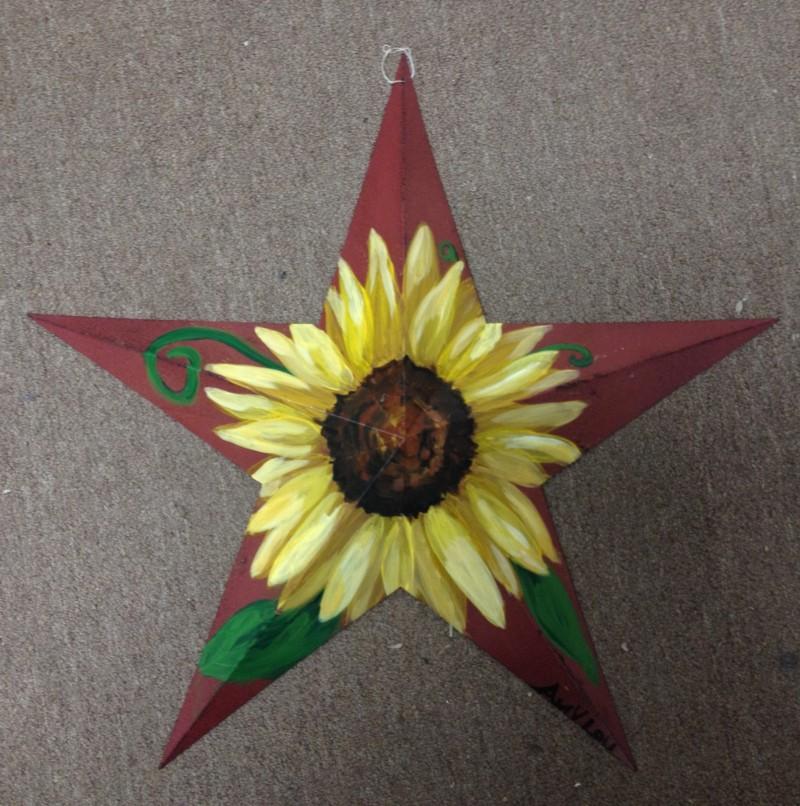 Sunflower Barn Star