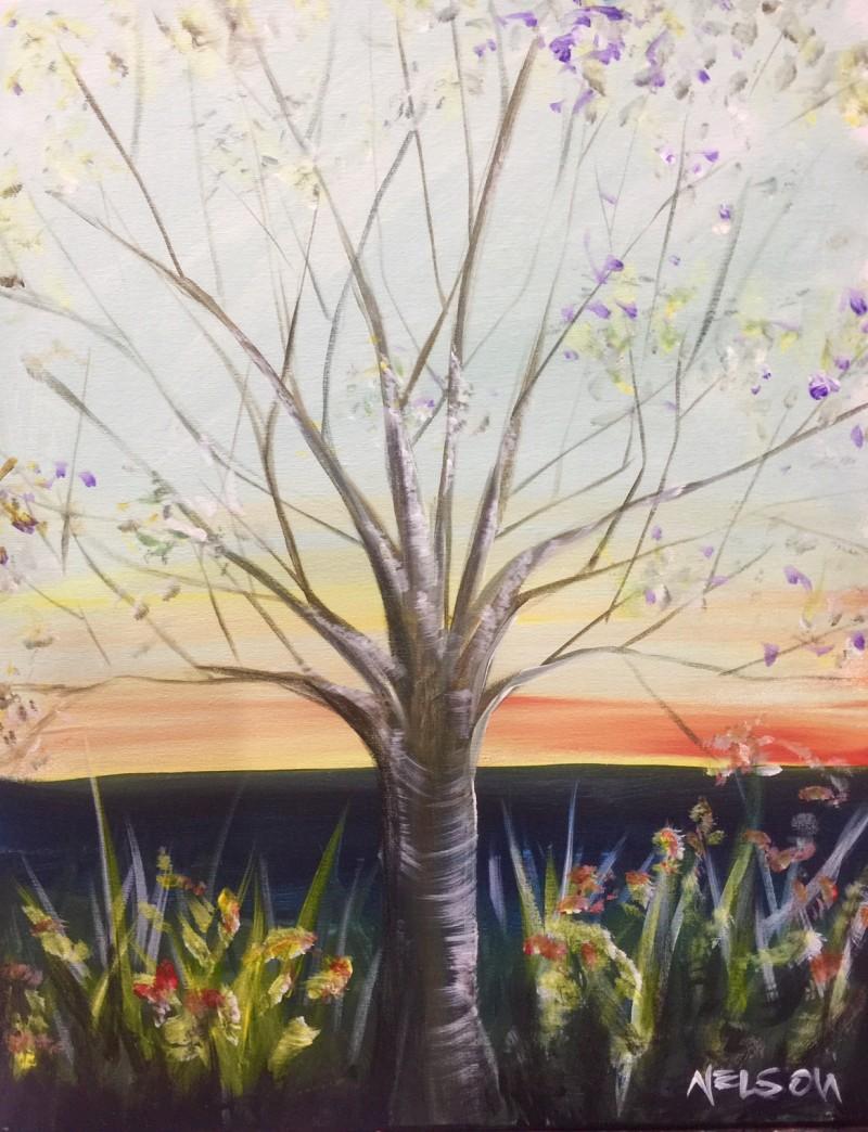 VIRTUAL VIA ZOOM: SUNRISE OCEAN TREE! 7PM