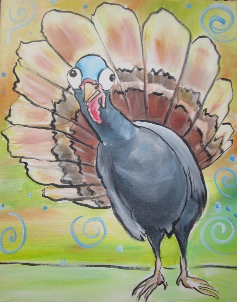 Kid's Turkey!