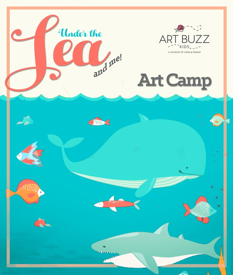 SINGLE DAY: Under the Sea Camp