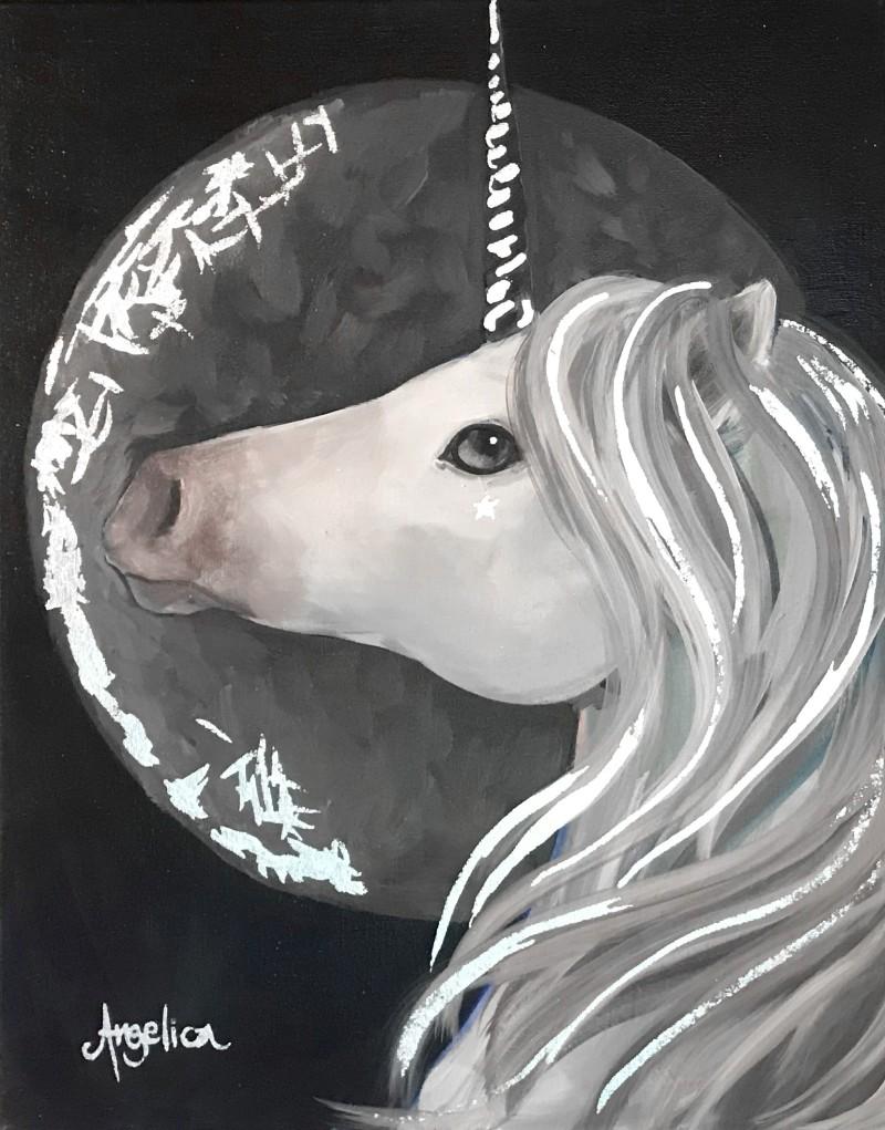 """""""Unicorn Moon"""""""