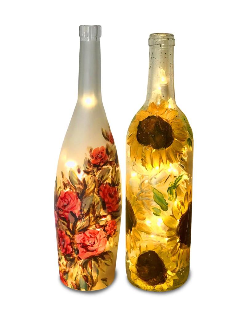 Bottle  - Art Kit