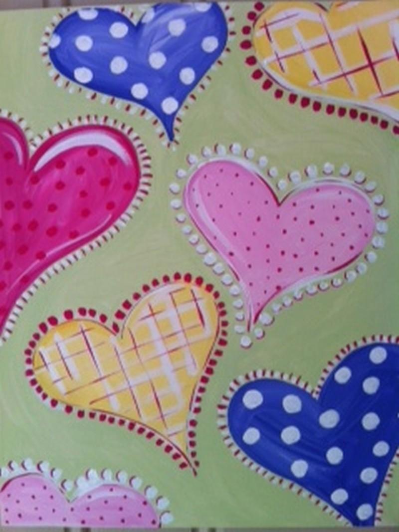 In Studio | ABK Valentine Hearts