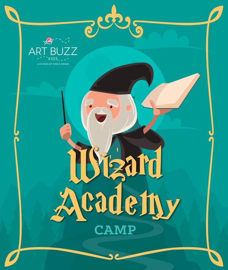 FULL WEEK: Wizard Academy