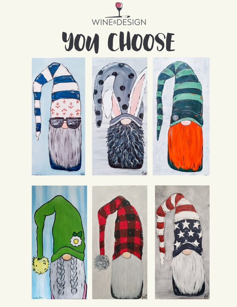 Gnome-You Choose! All Ages