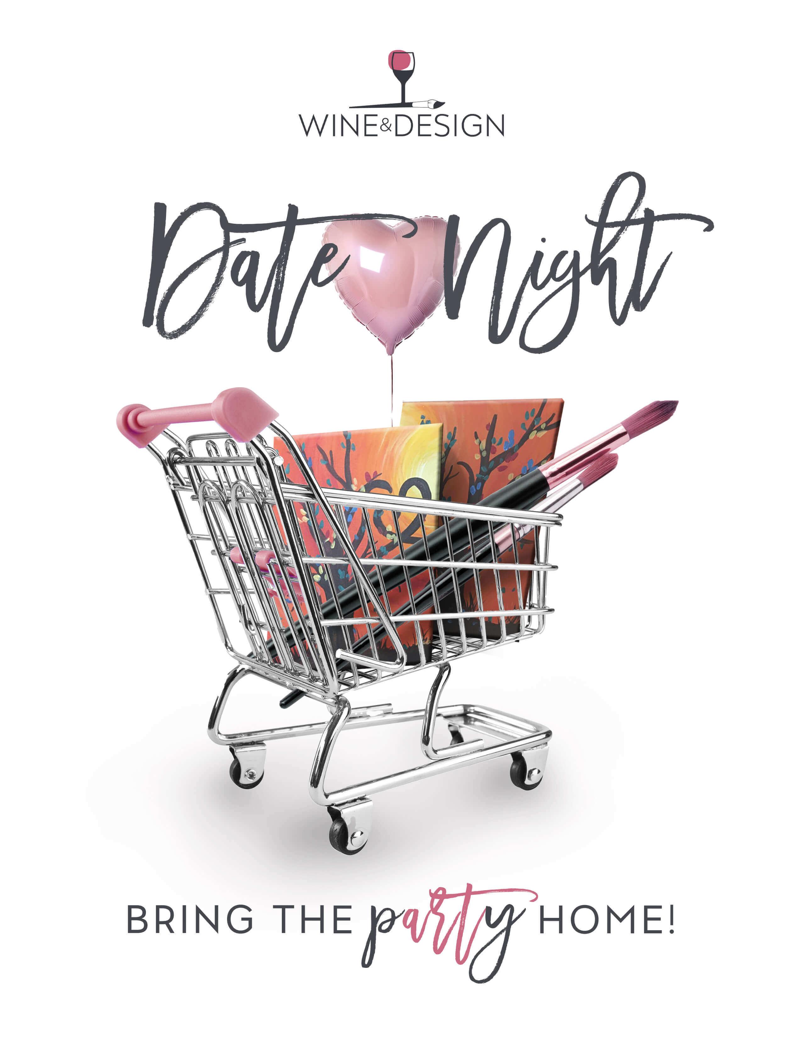 Date Night Paint Kit