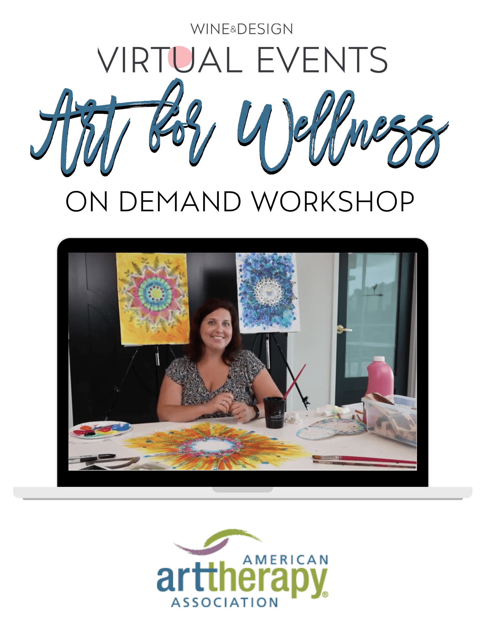 Art For Wellness Workshops