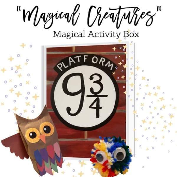 Magical Creatures: Magical Activity Kit!
