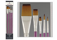 W&D 5 Brush Set