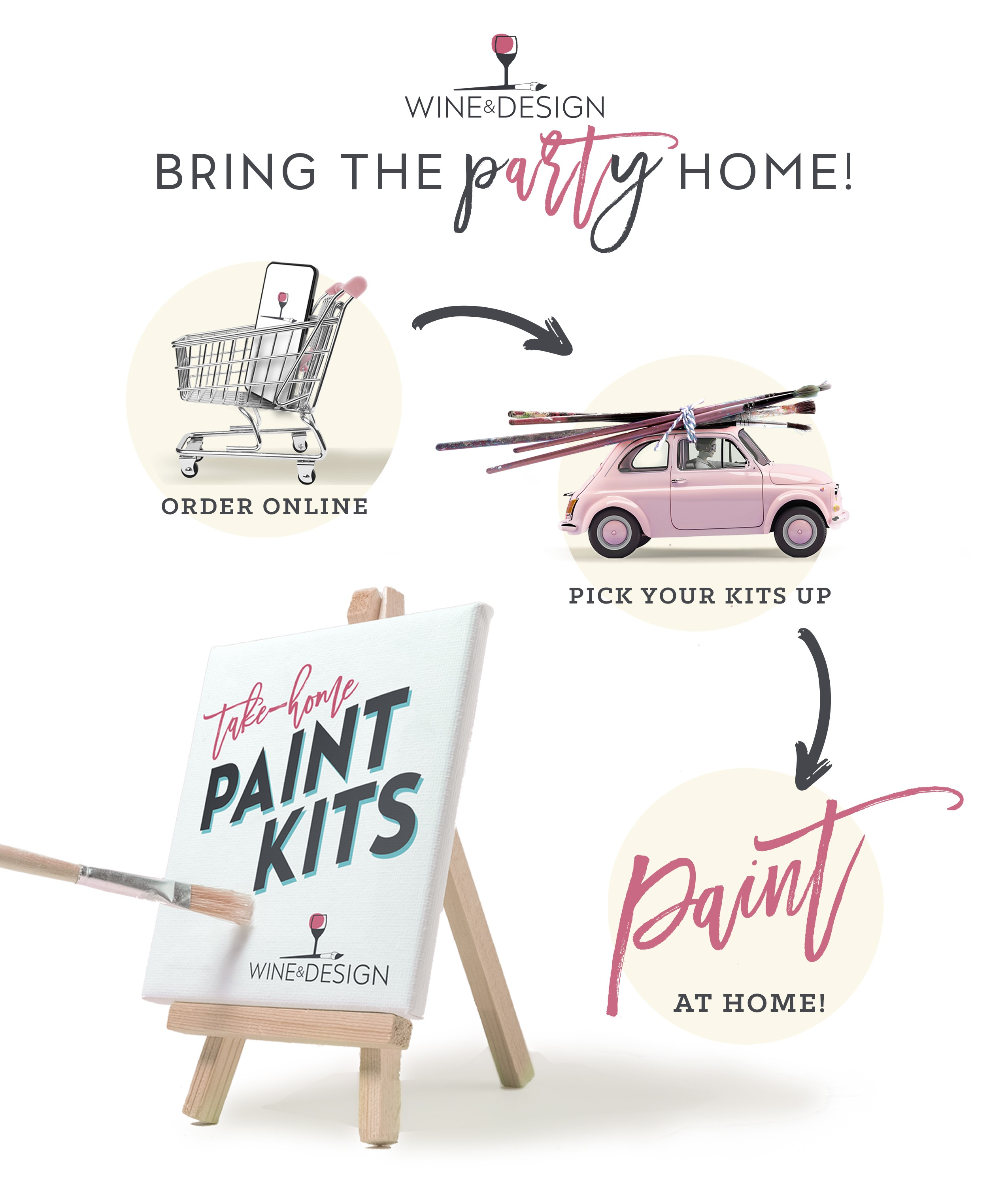 Take-Home Paint Kit