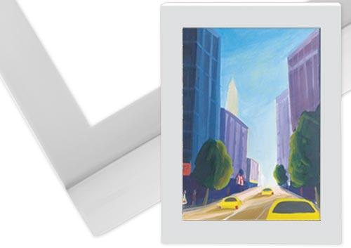 White 16x20 Frame