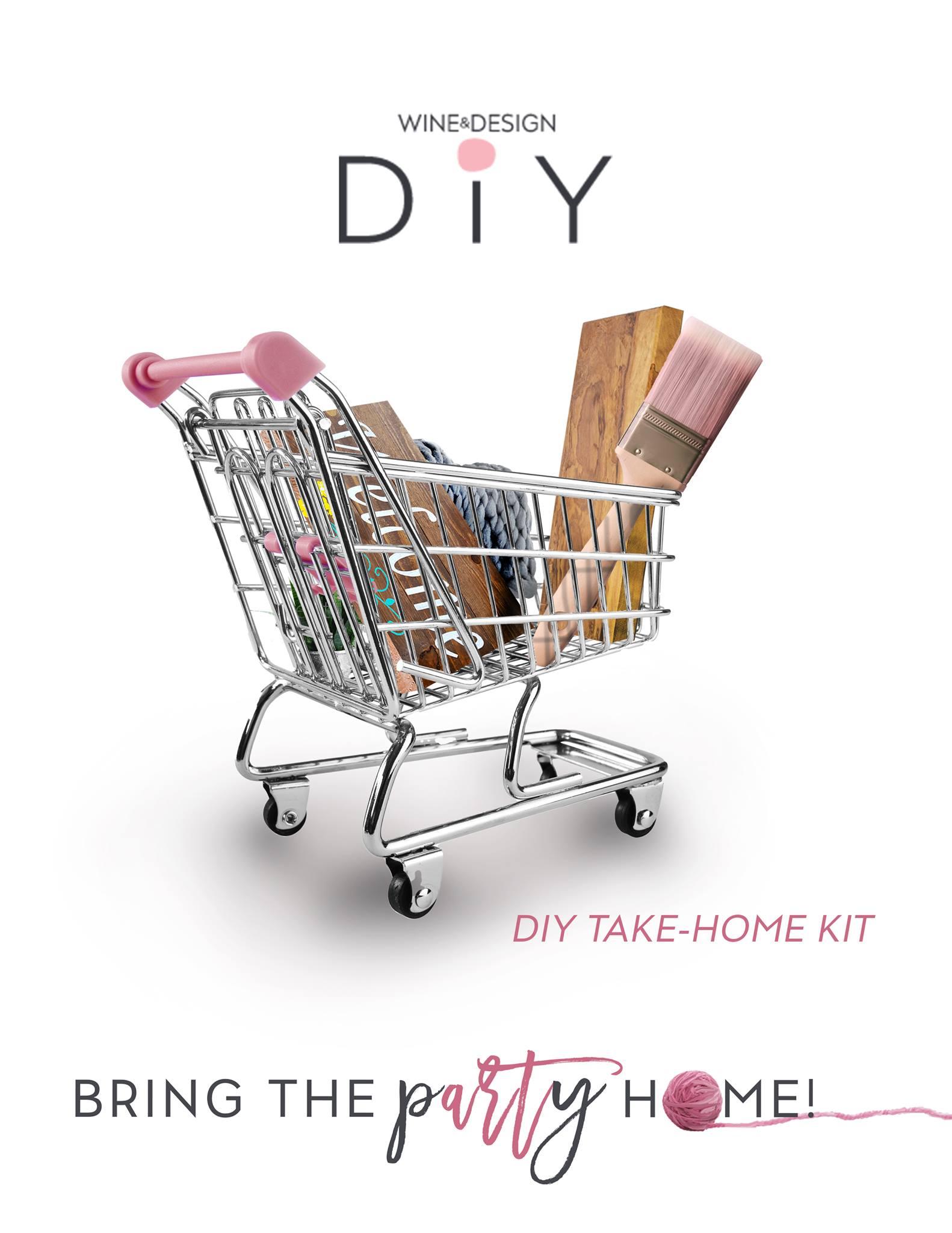 DIY Take Home Kit