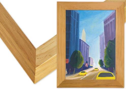16x20 Natural Wooden Frame
