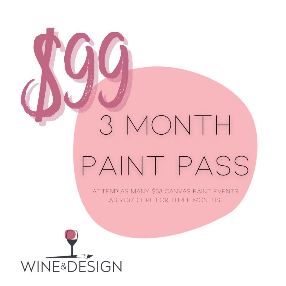 3-Month Paint Pass