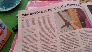 Wine & Design Oyster Point