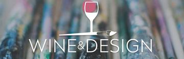 Wine & Design paintbrushes