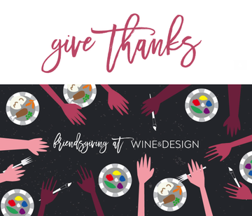 Wine & Design Friendsgiving