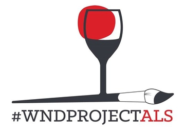 Wine & Design partners with Project ALS