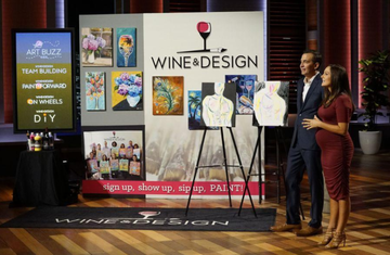 Wine & Design Shark Tank