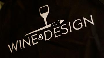New Wine and Design Logo